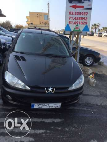 for sale peugeot 206