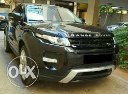 Low Mileage Super Evoque