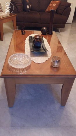 3 coffee tables set غدير -  2