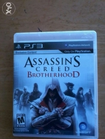 Cd ps3 for sale assassins creed brotherhood