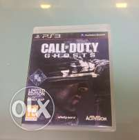 Call of Duty Ghosts - Playstation 3 Game
