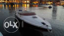 Boat tulio Abate moteur 150 yamaha very good condition