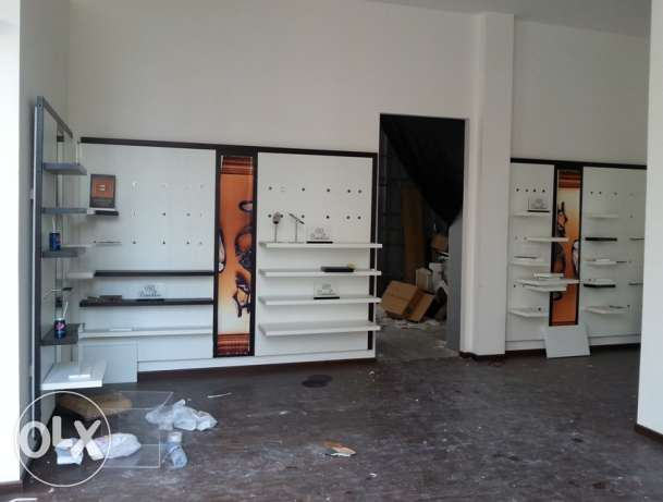 Shop for RENT - Hamra 196 SQM
