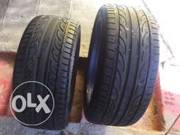 tires hankook two (245/40/19)
