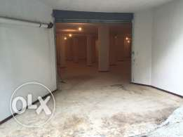 warehouse for rent in awkar near coop
