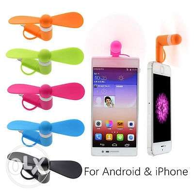 Iphone/Samsung USB fan