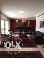 Sanayeh: 286m apartment for rent