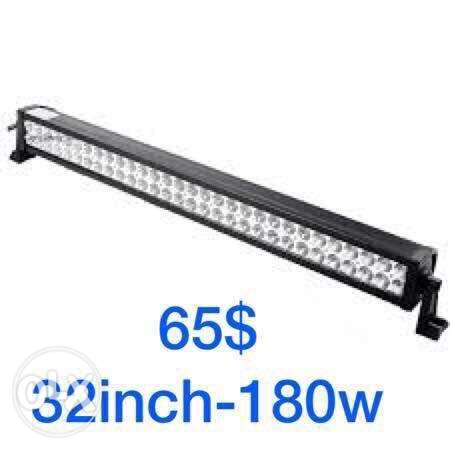 Led light bar & projector led light