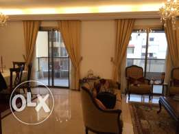 furnished apartment for rent ain mriessah