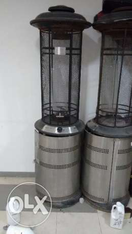 دفاية تراس terrace heaters راس  بيروت -  2
