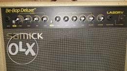 Samick amplifier - excellent condition