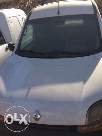 Renault kangoo 1999 ankad for sale or trade القوبة -  2