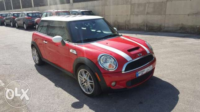 mini cooper s super clean
