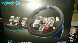 Ps4 logitech g29 steering wheel with shifter