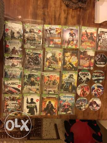 Games for xbox 360 lm3adle w kellon jded mich mal3oub fiyon ktir