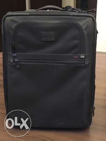 TUMI Alpha 2 Expandable Carry On
