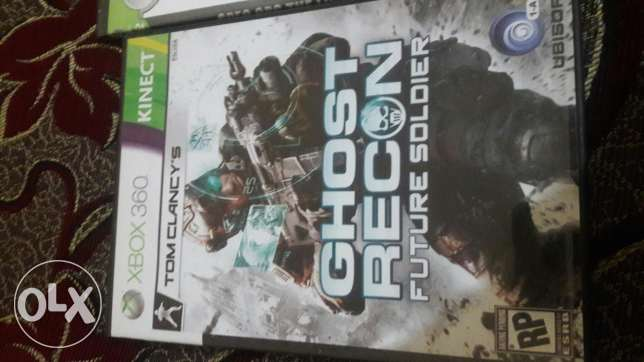 DvD game for xbox 360