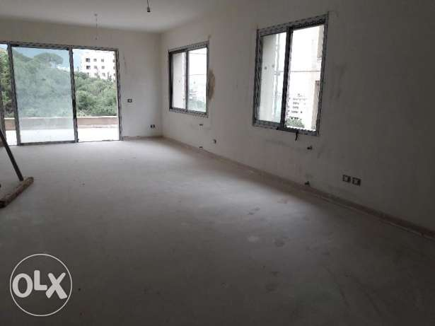 apartment with 100 garden in kfarhbab