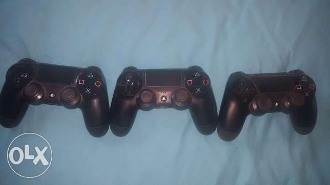 3 controllers for sale