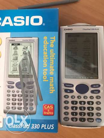Casio Classpad 330+ Programmable School Calculator