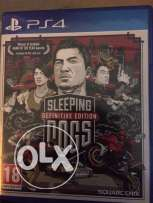 Sleeping Dogs definitive edition PS4 game