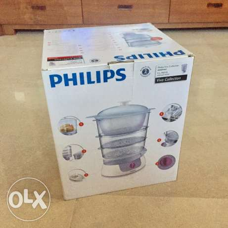 philips steamer