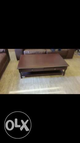 Wood Table for Sale- High end (Brand new)