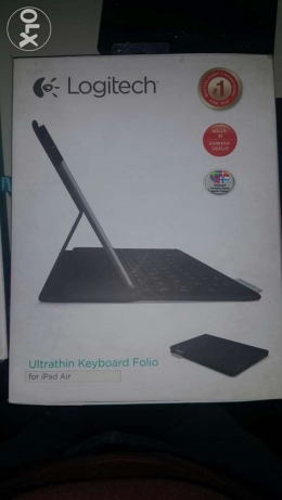 Logitech Keyboard for ipad air