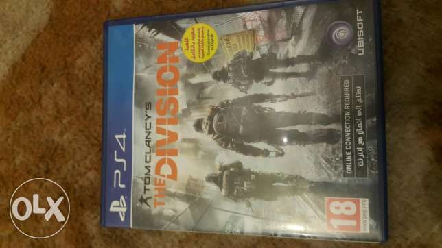 Ps4 the division for 25$