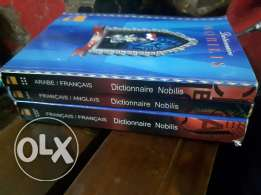Nobilis dictionary