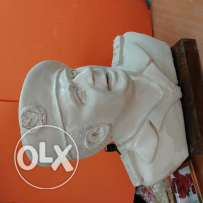 General Aoun Handmade statue 42cm tall 45cm wide