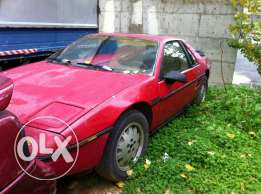 Pontiac fiero 2m4 very rare