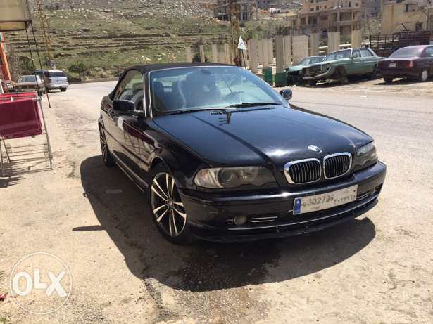 BMW 330 ci 2002 FOR SALE convertable