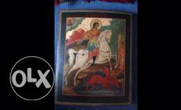 Icon St Georges