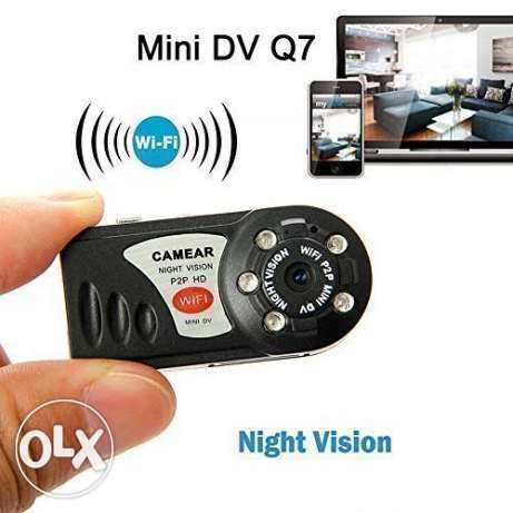Mini wifi camera P2P High resolution monitor from your mobile phone