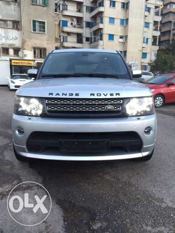 range rover super clean look 2010