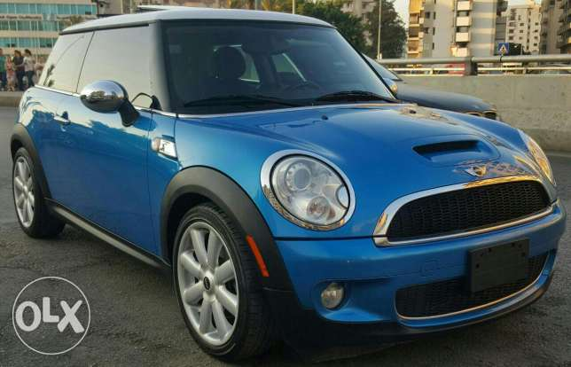 Mini S 2009 Blue Ajnabeye أشرفية -  1