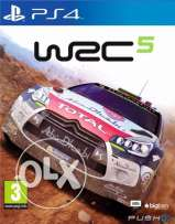 WRC Racing 5 Ps4 Game Brand New Sealed (Makhoume)