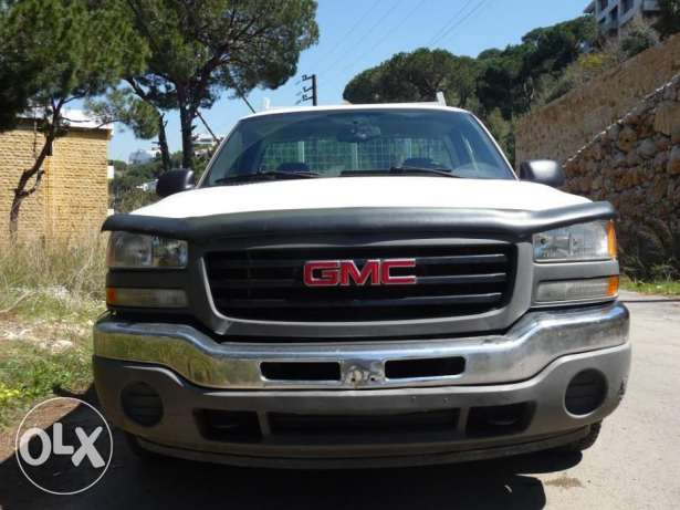 GMC SIERRA - Long Cabin V8 - 6.0 L