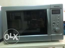 Microwave with grill silver 20 L New
