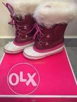 Snow boots Juicy Couture