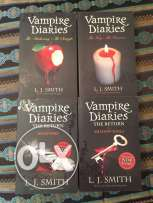The Vampire Diaries Books