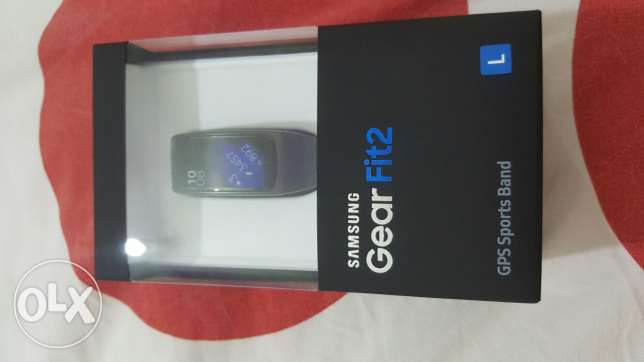 Samsung gear fit 2 still not opened trade with any apple watch box not بعبدا -  1