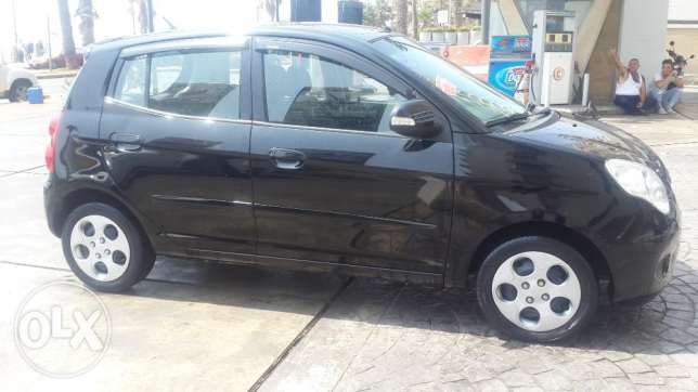 Kia Picanto 2013 Automatic-Fog lights / Very clean...