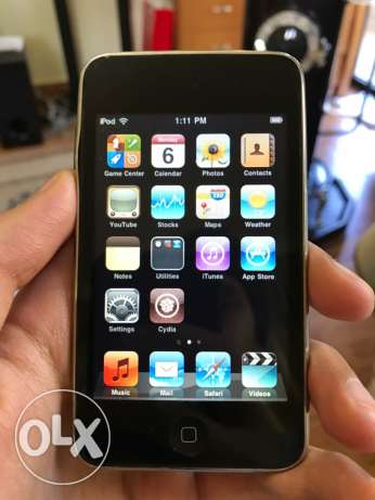 iPod 2g jail broken running iOS 4.2.1