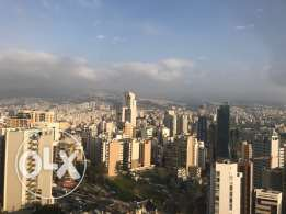 furnished apartment for rent in achrafieh sodeco area