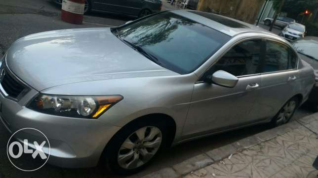 Honda accord model 2008 المرفأ -  2