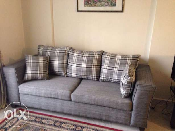 Furnished Appartment Hazmieh For Rent