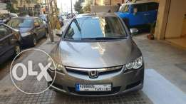 Honda CIVIC EXI i-vtec 1.8L Model 2006, Full Options, Super Clean !!