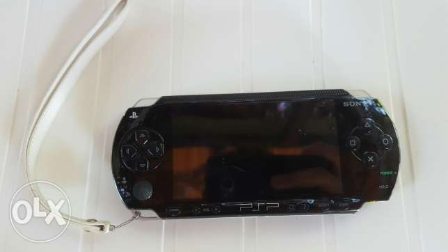 PSP black for sale